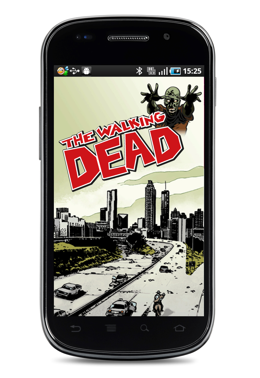 TWD wallpaper_device