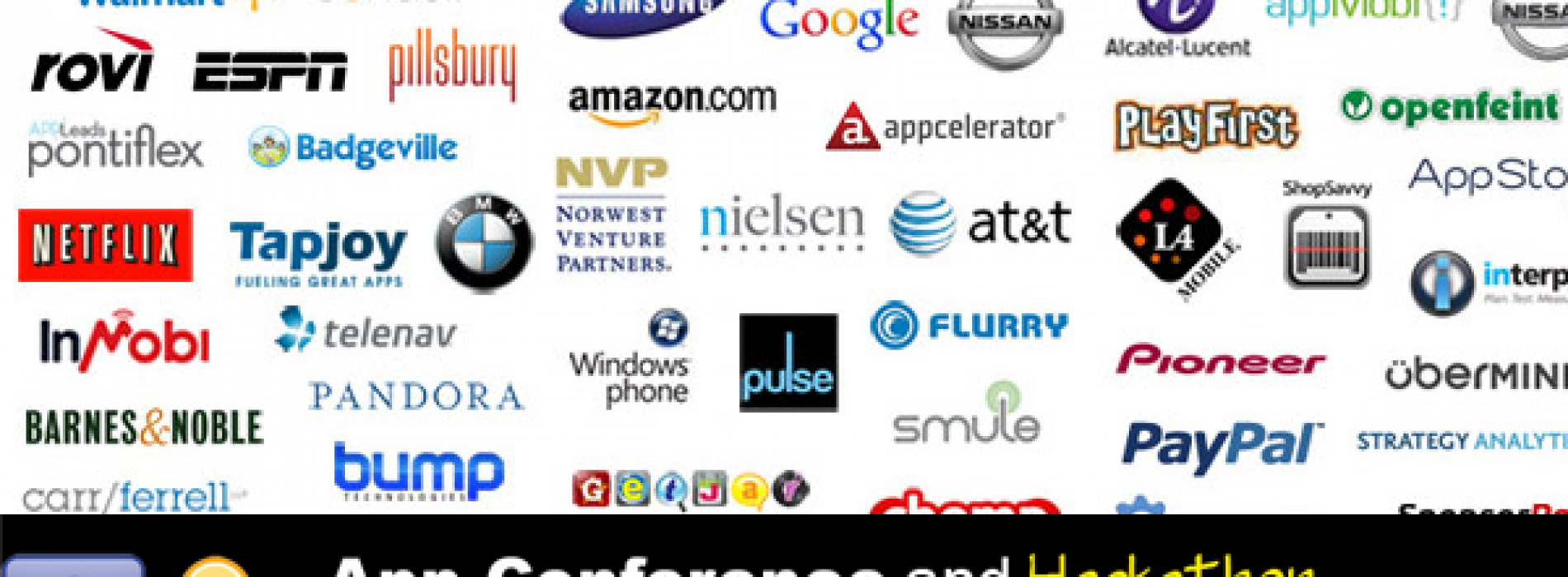 App Conference and Hackathon arrives this week