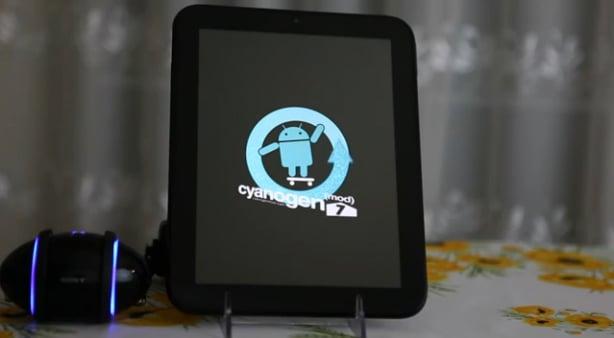 cyanogenmod7touchpad
