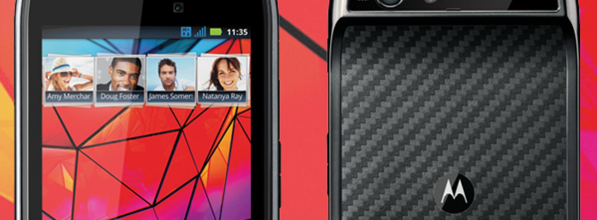 Sexy Beast: Motorola Unveils 7.1mm Droid RAZR