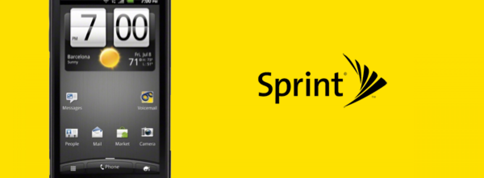 Sprint Announces $99 EVO Design 4G for October 23