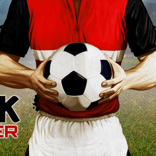 Flick Soccer, another flicking game by Full Fat Productions