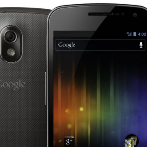 Galaxy Nexus Press Release