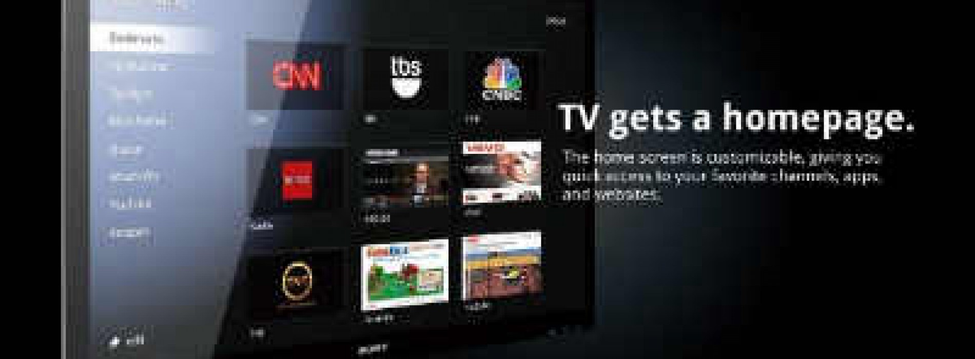 google tv 3 1 and android market rolling out to sony internet tv. Black Bedroom Furniture Sets. Home Design Ideas