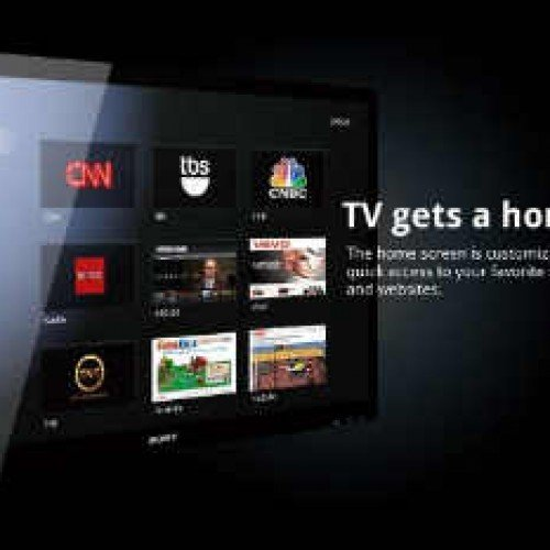 Google TV 3.1 and Android Market rolling out to Sony Internet TV