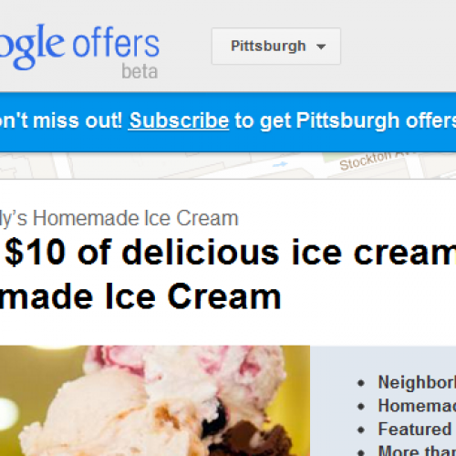 Google Offers expands to Pittsburgh and Philadelphia