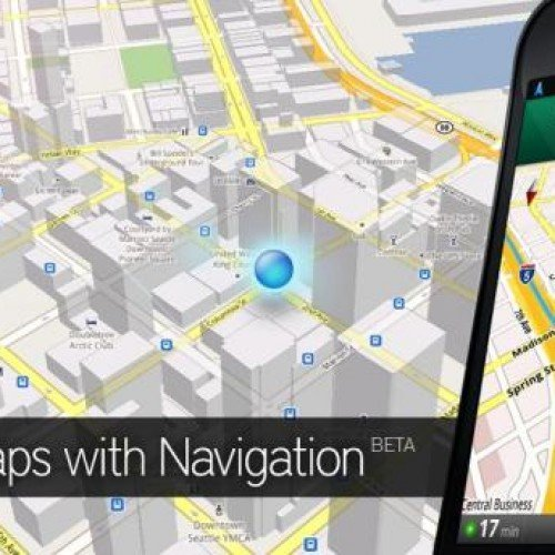 Google Maps updated to support NFC for Android Beam