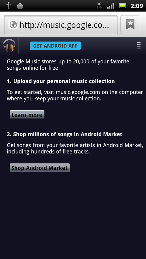 Googlemusicstore
