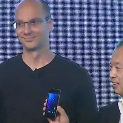 Miss Last Night's Ice Cream Sandwich / Galaxy Nexus Announcement? Watch It Here