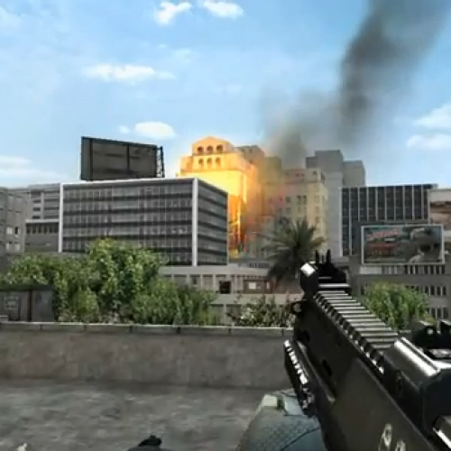 Modern Combat 3: Fallen Nation – launch trailer