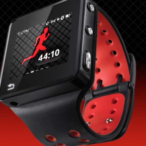 Motorola Blends Fitness and Music with MOTOACTV