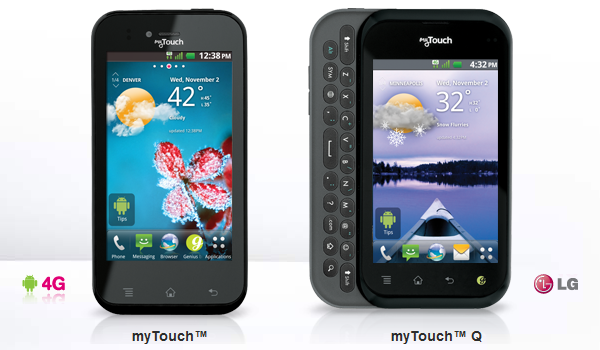 Mytouch Mytouch Q Feature