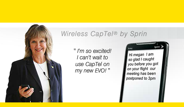Sprint Captel