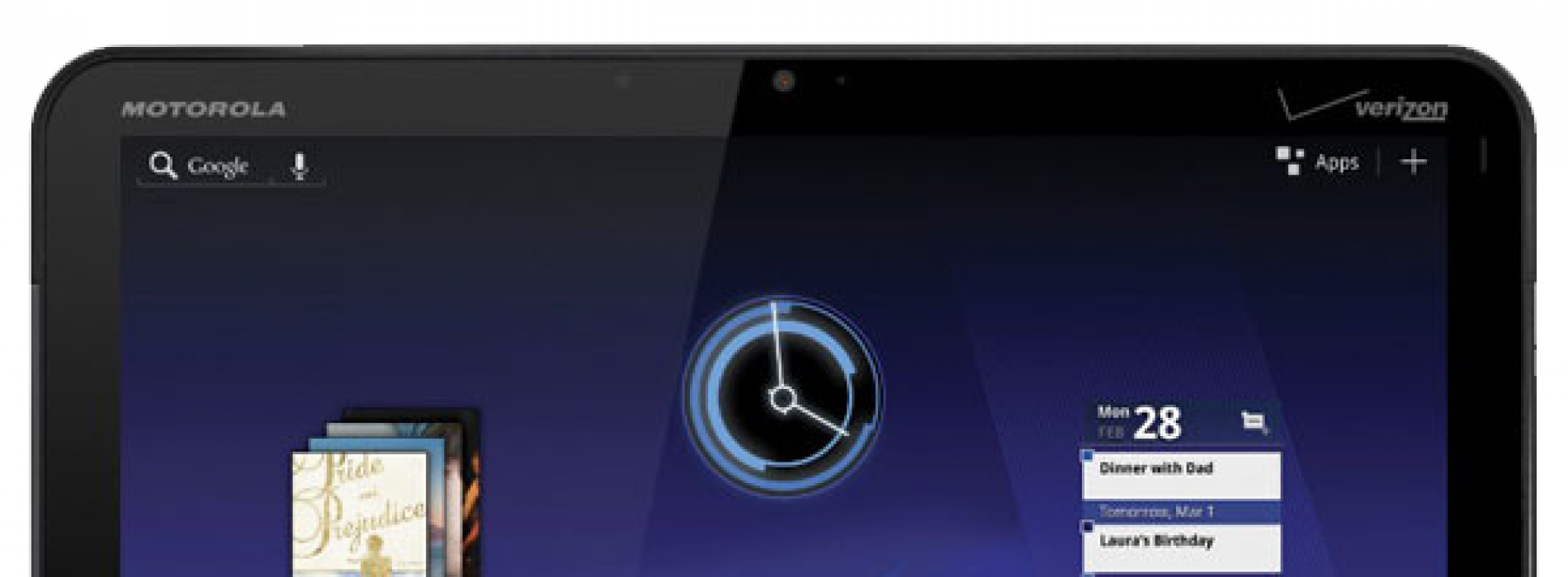 Motorola XOOM (WiFi) – Get on Board because the Ice Cream Sandwich Update is happening! (OTA)