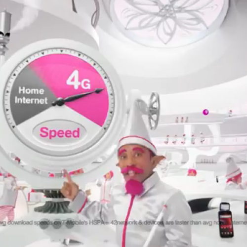 T-Mobile's 4G Wonderland [VIDEO]