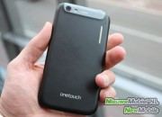 Alcatel Phone back