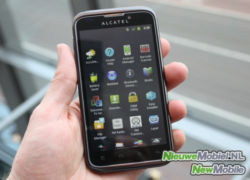 Alcatel phone 2