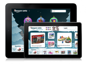 Amazon Santa App