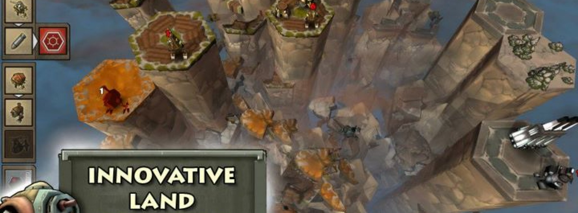 Greed Corp HD Arrives with Cross-Platform Multiplayer