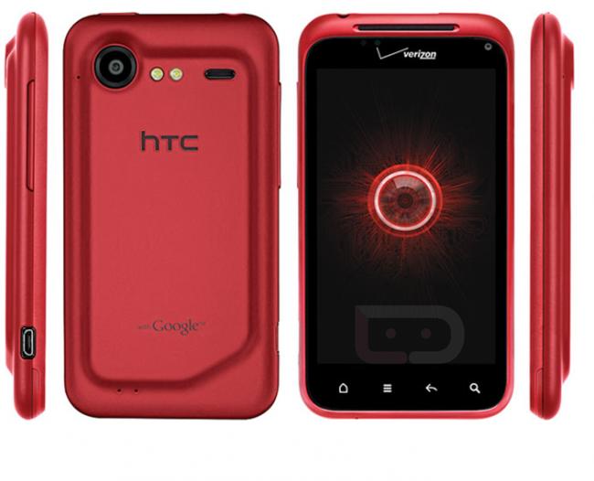 red droid incredible 2 to be available november 24th rh androidguys com Verizon Motorola Droid Verizon LG Env Touch Manual