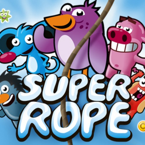 SuperRope comes to Android