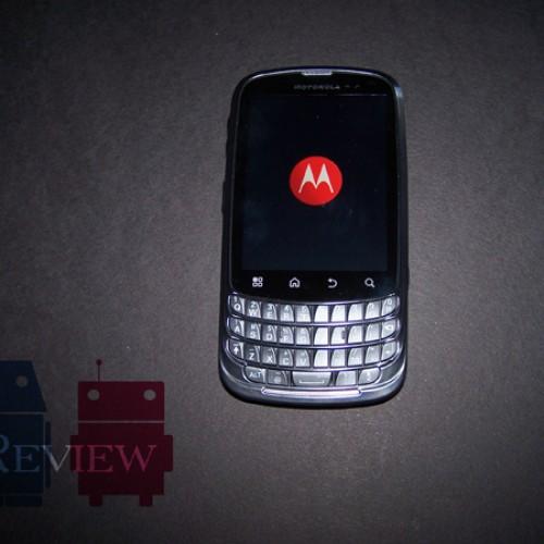 Motorola Admiral [Review]
