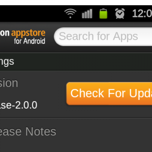 Amazon Appstore for Android gets 2.0 refresh for Kindle Fire debut