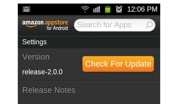 Amazon Appstore20 Feature