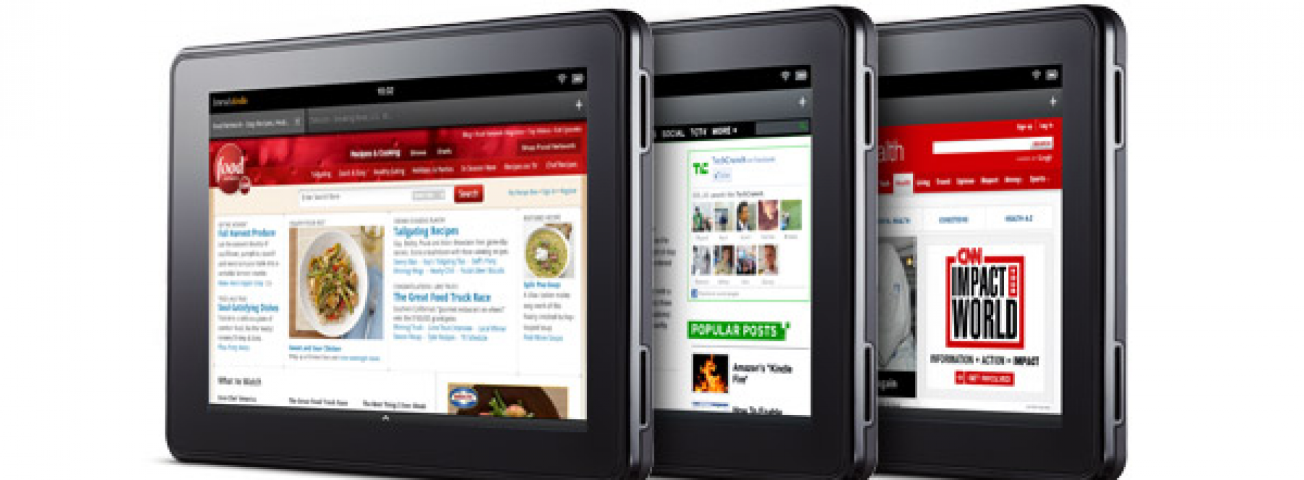 Each Kindle Fire generating more than $100 in additional revenue for Amazon