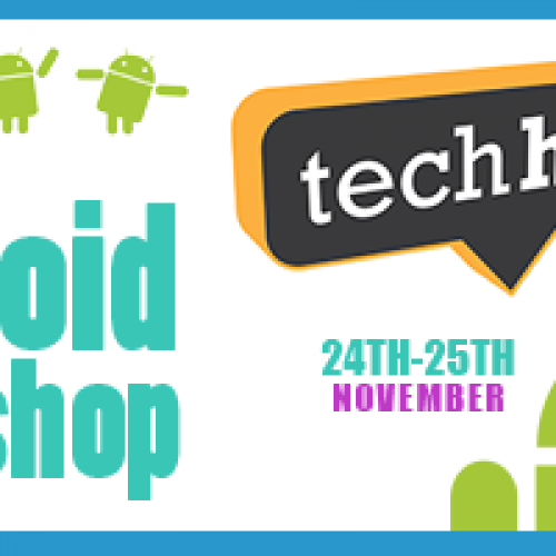 The London Android Workshop happening on November 24th and 25th at Techhub