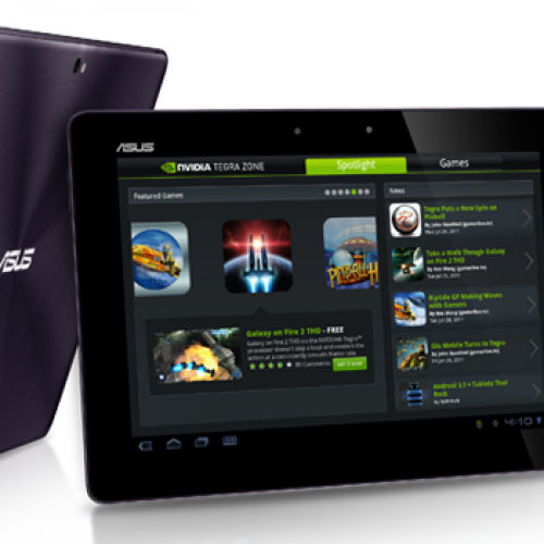 "NVIDIA CEO: Tegra 3 tablets will run $300 in ""couple quarters"""
