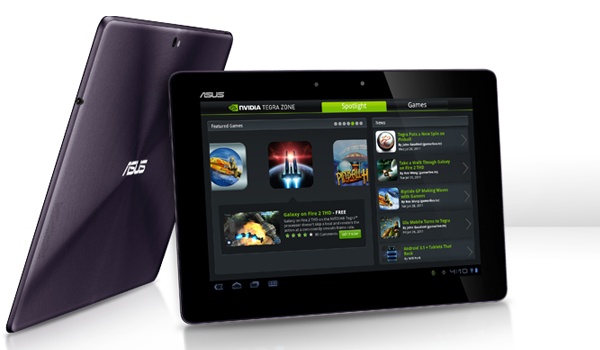 Asus Transofrmer Prime Tegra3