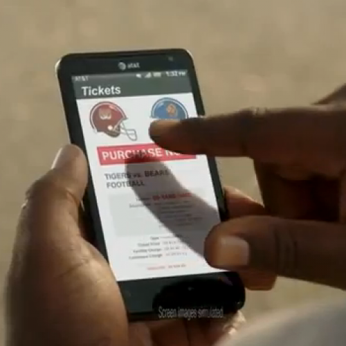 AT&T's Tailgate National LTE (HTC Vivid) ad lands online [VIDEO]