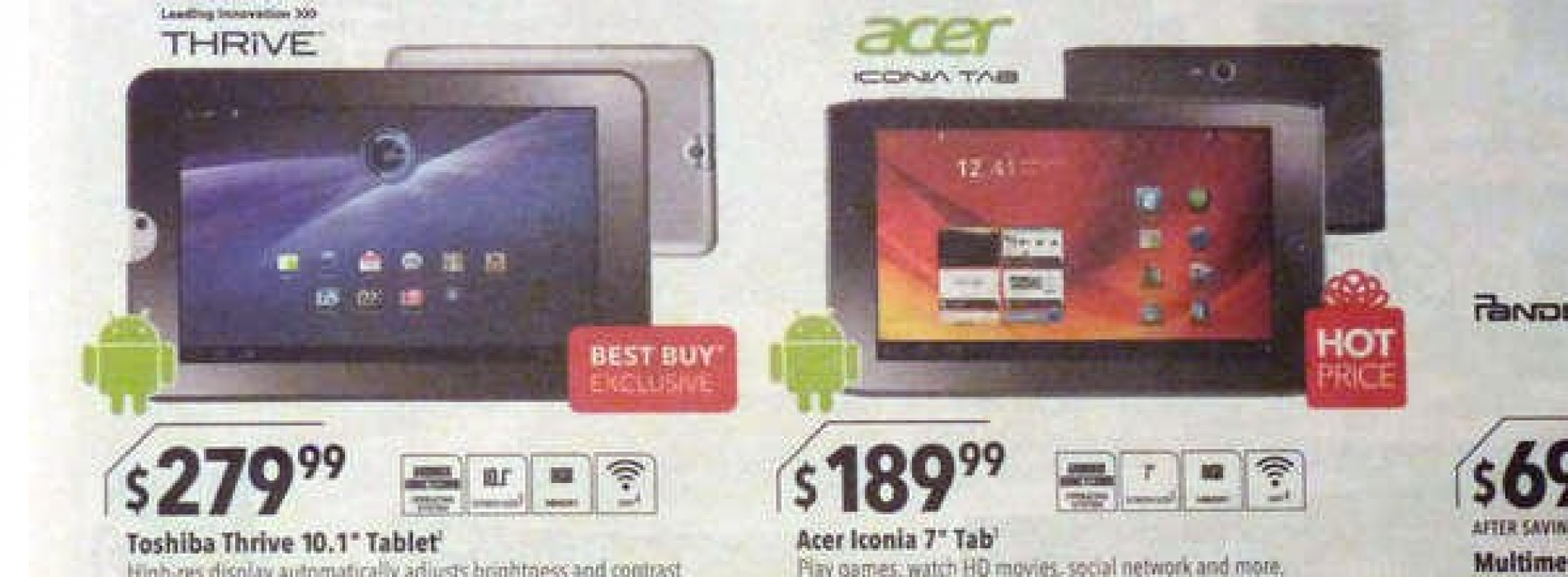 Best Buy Black Friday ad has plenty of free Android smartphones