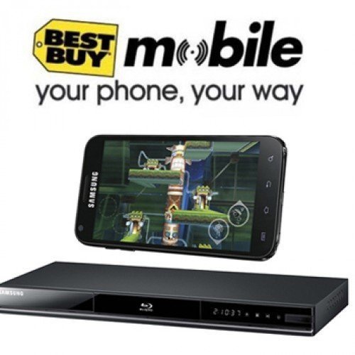 Purchase a Galaxy S II Epic 4G Touch with a Sprint 2-year contract from Best Buy Mobile and get a free Blu-ray player [Deal Alert]
