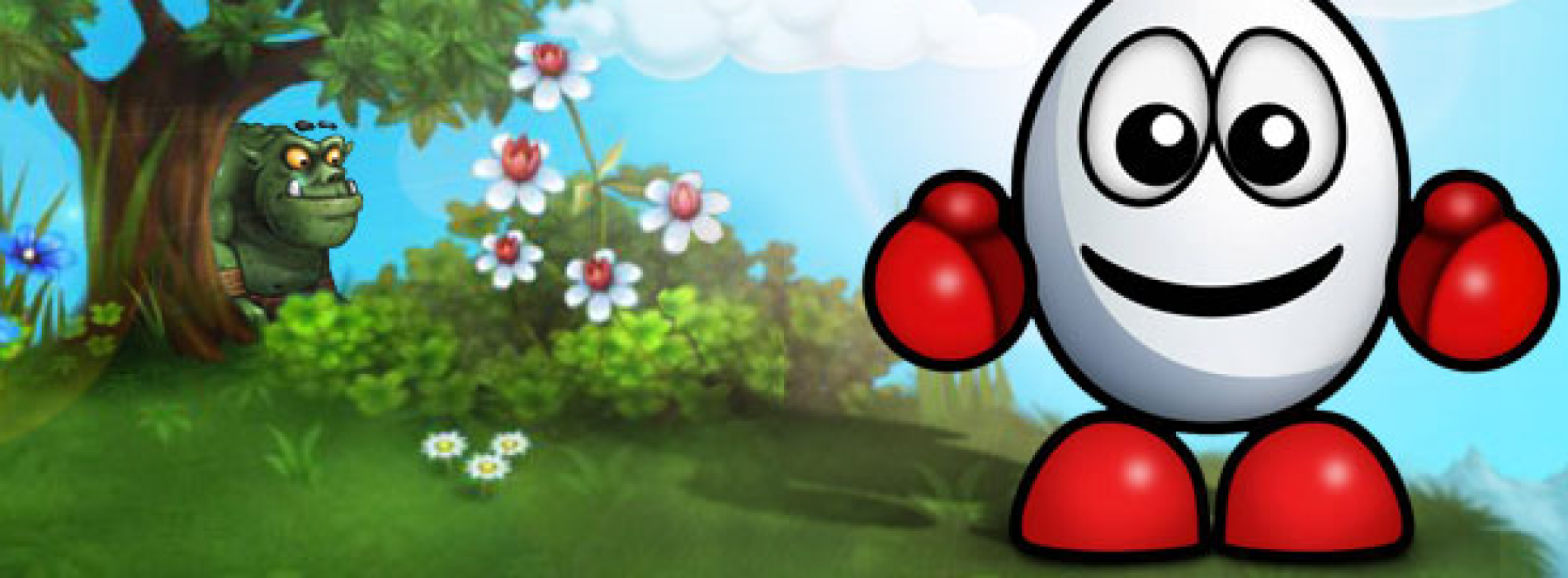 Egg-shaped hero, Dizzy, returns in remake of popular 1991 game