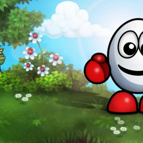 Egg-shaped hero, Dizzy, returns in remake of popular 1991 game