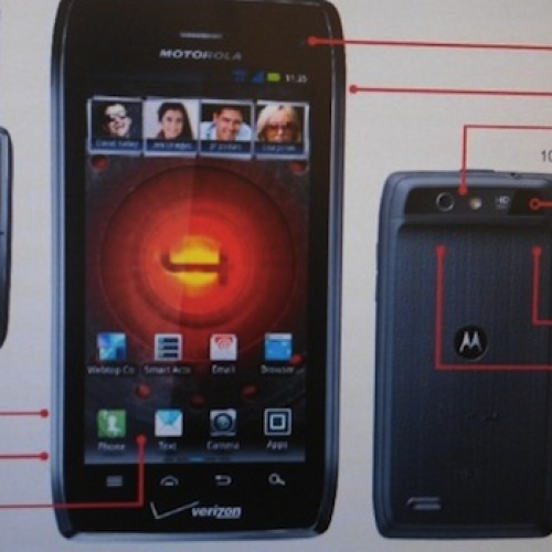 Droid 4 details surface days ahead of expected launch