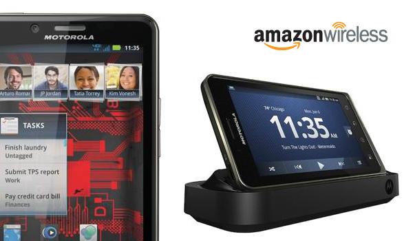 Droid Bionic Amazon