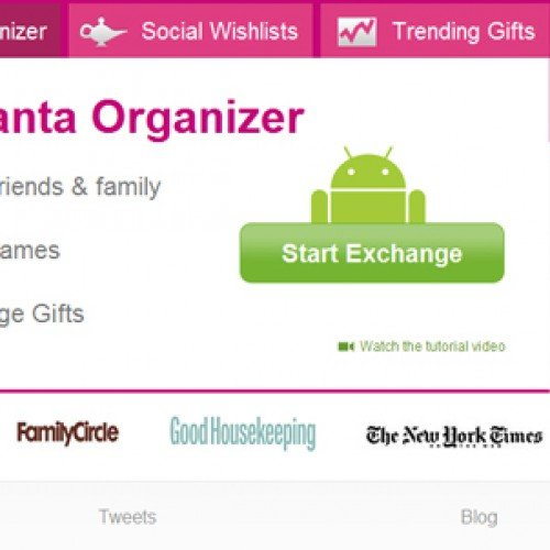Elfster brings Secret Santa to an Android device near you