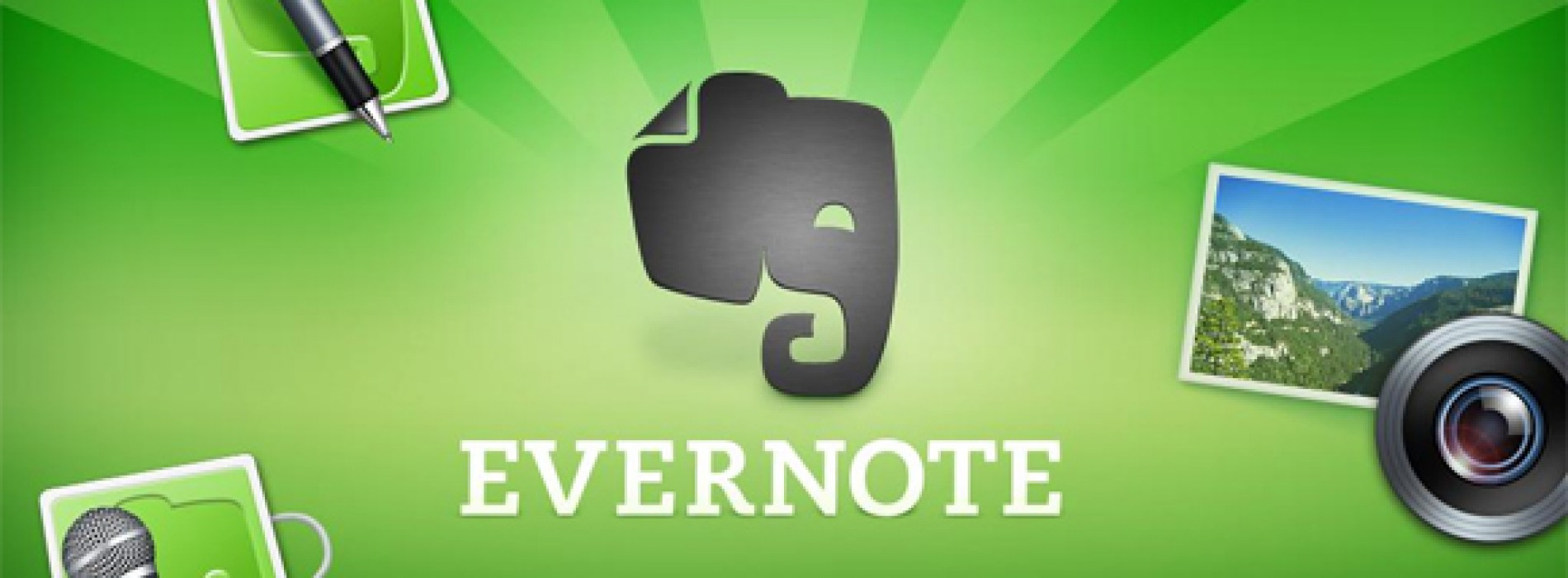 Evernote for Android updated, adds full-featured notebook sharing, a separate widget app, and more…