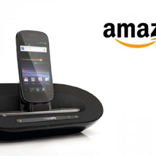 Amazon tossing in $30 in freebies with purchase of Philips Fidelio speaker docks