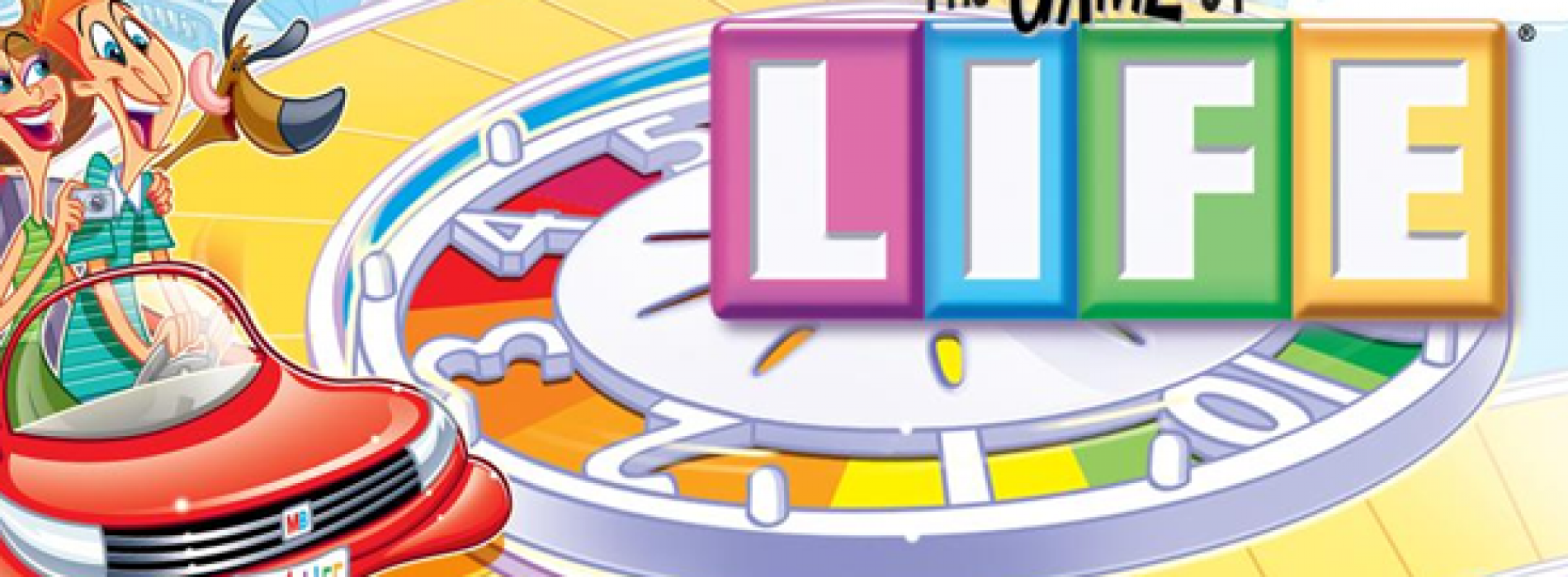 You can be a winner! The Game of Life comes to Android