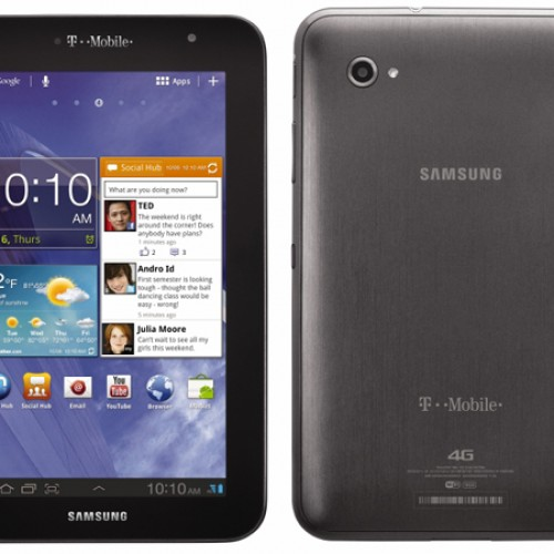 T-Mobile announces the 4G-enabled Galaxy Tab 7.0 Plus