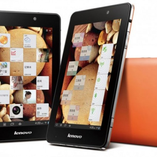 Lenovo debuts three new Android tablets