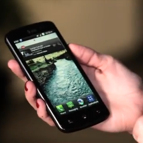AT&T announces $249.99 LG Nitro HD for December 4