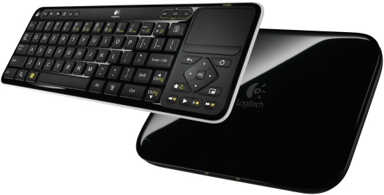 Logitech Revue 01