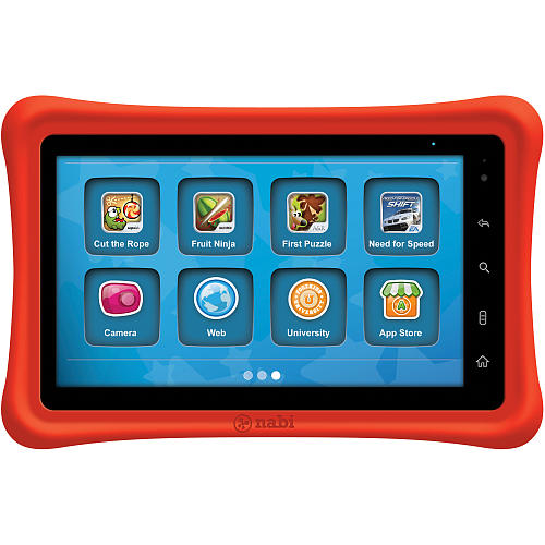 Toys R Us introduces Nabi: a low cost, kid-centric Android tablet