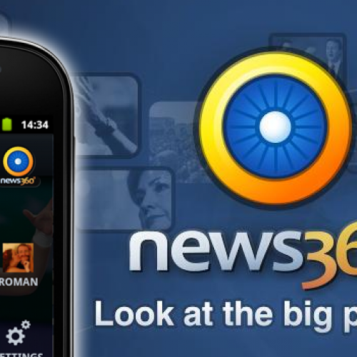 News360 2.0 released with new personalization features