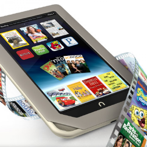 Barnes & Noble's NOOK Tablet arrives at $249